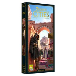 7 Wonders (2nd Ed.): Cities