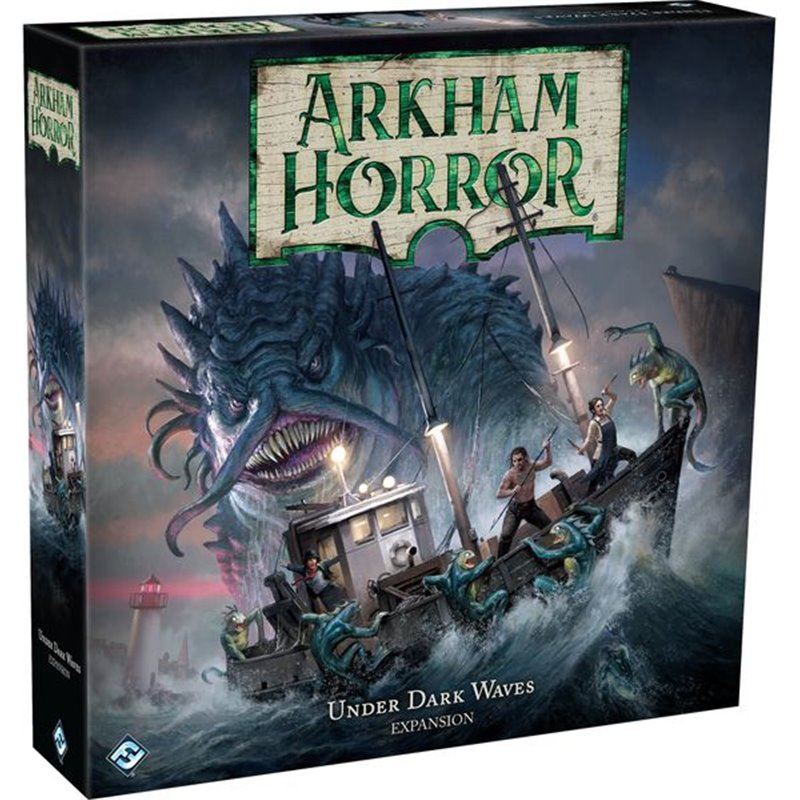 Arkham Horror (3rd Ed): Under Dark Waves