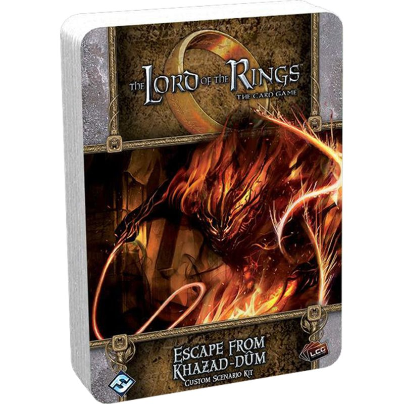 Lord of the Rings LCG: Escape from Khazad-Dum