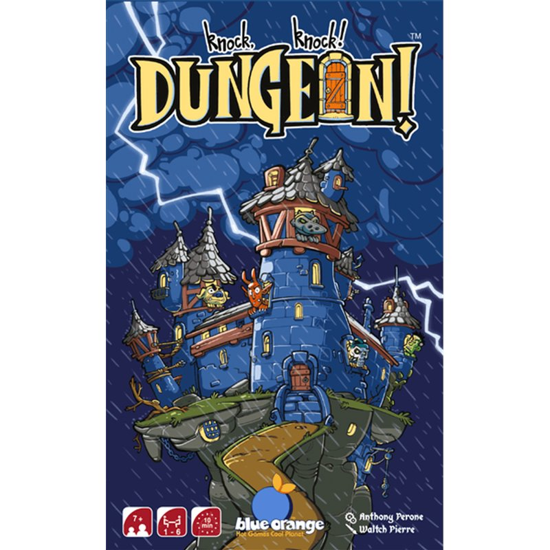 Knock! Knock! Dungeon!