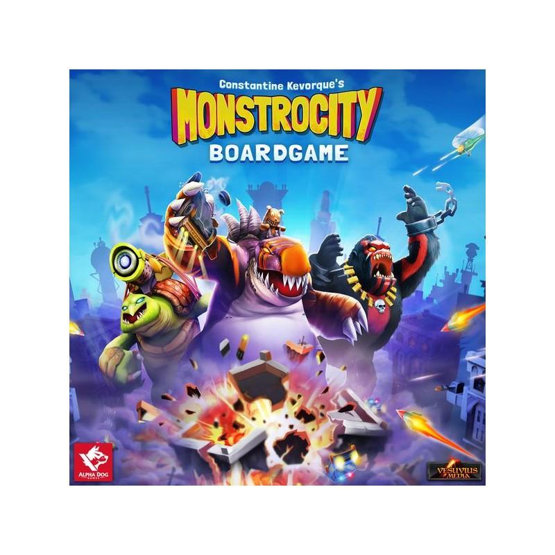 MonstroCity