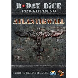 D-Day Dice (2nd Ed): : Atlantikwall