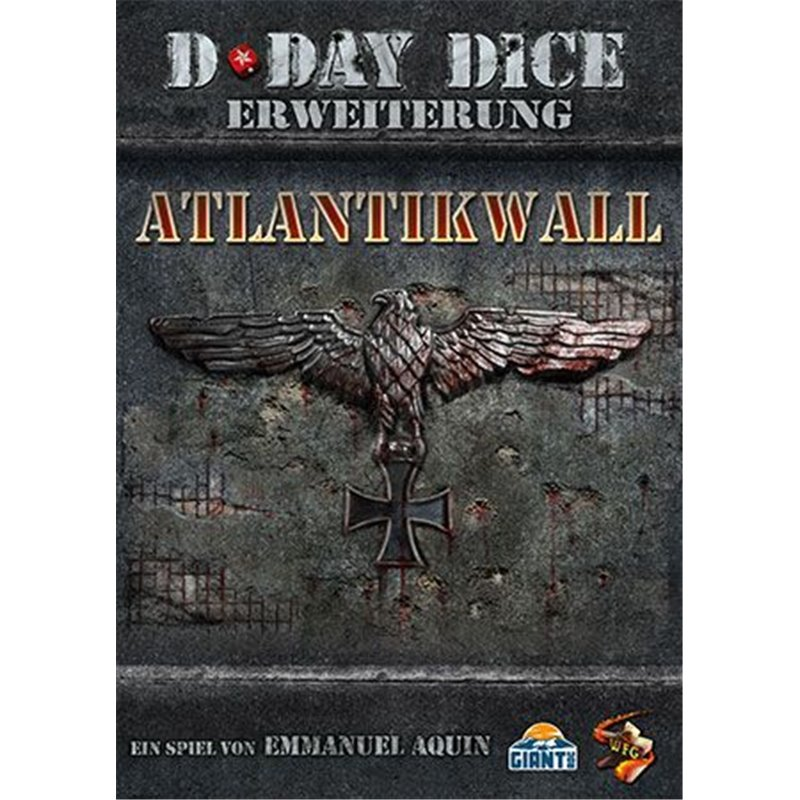 D-Day Dice (2nd Ed): : Atlantikwall