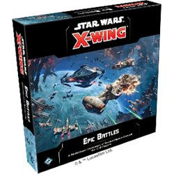 Star Wars X-Wing 2.0: Epic Battles