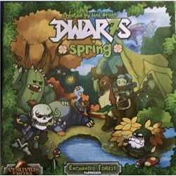 Dwar7s Spring: Enchanted Forest