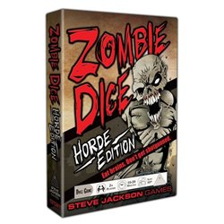 Zombie Dice (Horde Edition)