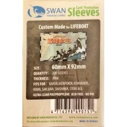 Swan Sleeves (Thin) 60x92 - 100stuks