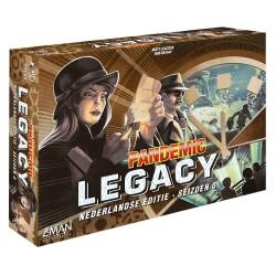 Pandemic Legacy Seizoen 0 (NL)