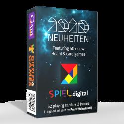 Spiel.Digital Speelkaarten