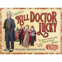 Kill Doctor Lucky (Deluxe 19,5th Anniversary Edition)
