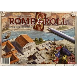 Rome and Roll: Character Boards
