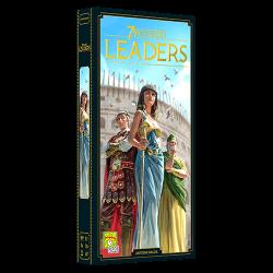 7 Wonders (2nd Ed): Leaders
