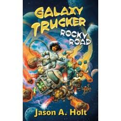 Galaxy Trucker: Rocky Road
