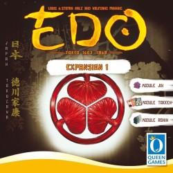 Edo: Uitbreiding
