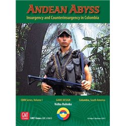 Andean Abyss: Insurgency and CounterInsergency in Colombia