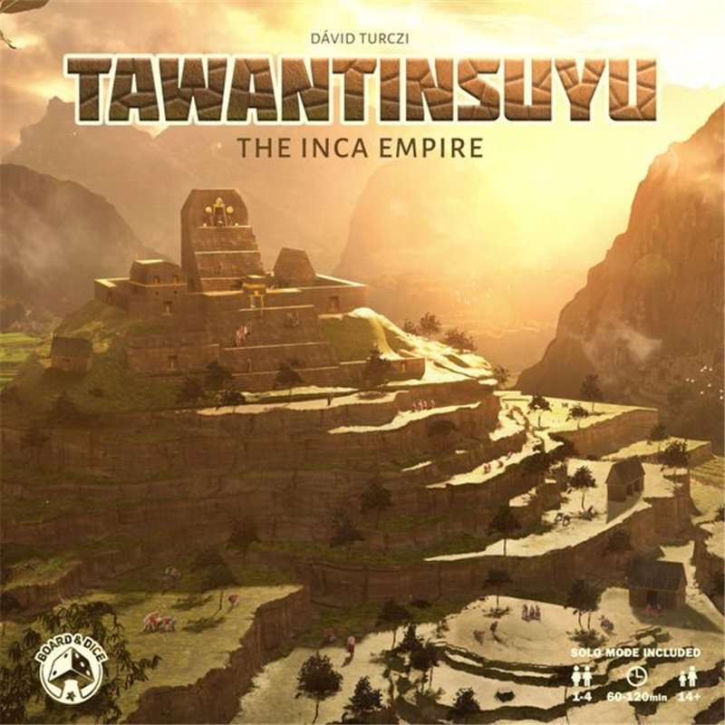 Tawantinsuyu - The Inca Empire