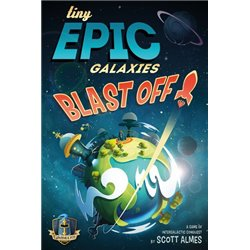 Tiny Epic Galaxies - Blast Off!