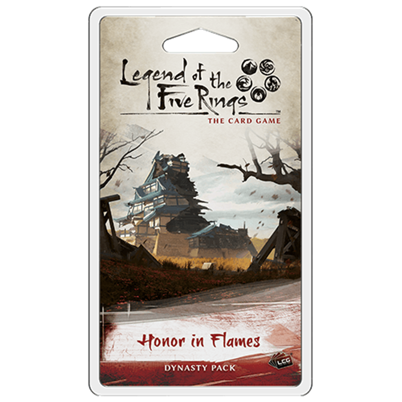 Legend of the Five Rings: Honor in Flames