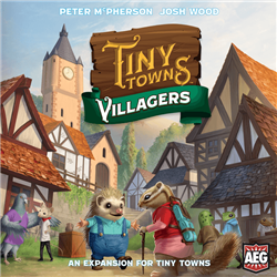 Tiny Towns: Villagers (ENG)