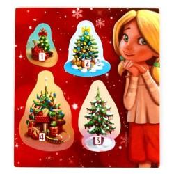 Droomhuis: Kerstboom