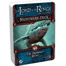 Lord of the Rings LCG: The Drowned Ruins Nightmare Deck