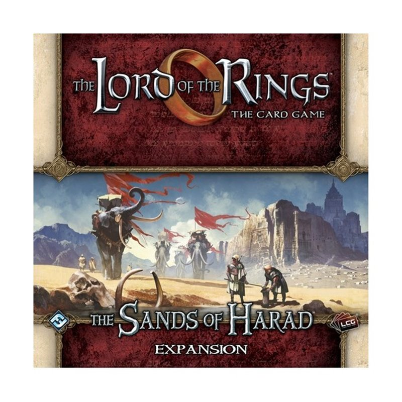 Lord of the Rings LCG: The Sands of Harad