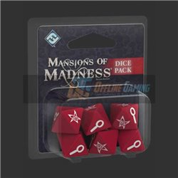Mansions of Madness (2nd Ed): Dice Pack