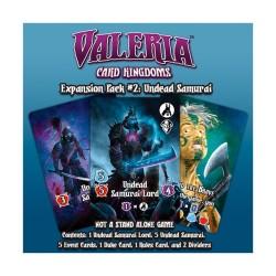 Valeria Card Kingdoms: Undead Samurai