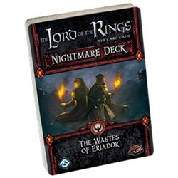 Lord of the Rings LCG: The Wastes of Eriador Nightmare Deck