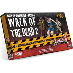 Zombicide Set 4: Walk of the dead 2