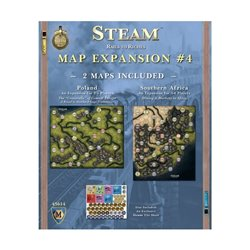 Steam Map Expansion 4: Poland/South Africa