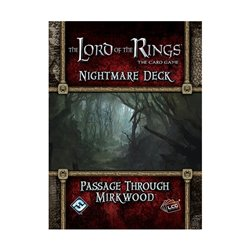 Lord of the Rings LCG: Passage through Mirkwood