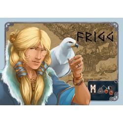 Yggdrasil: Frigg