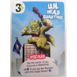 King of New York: U.N. Head Quarters