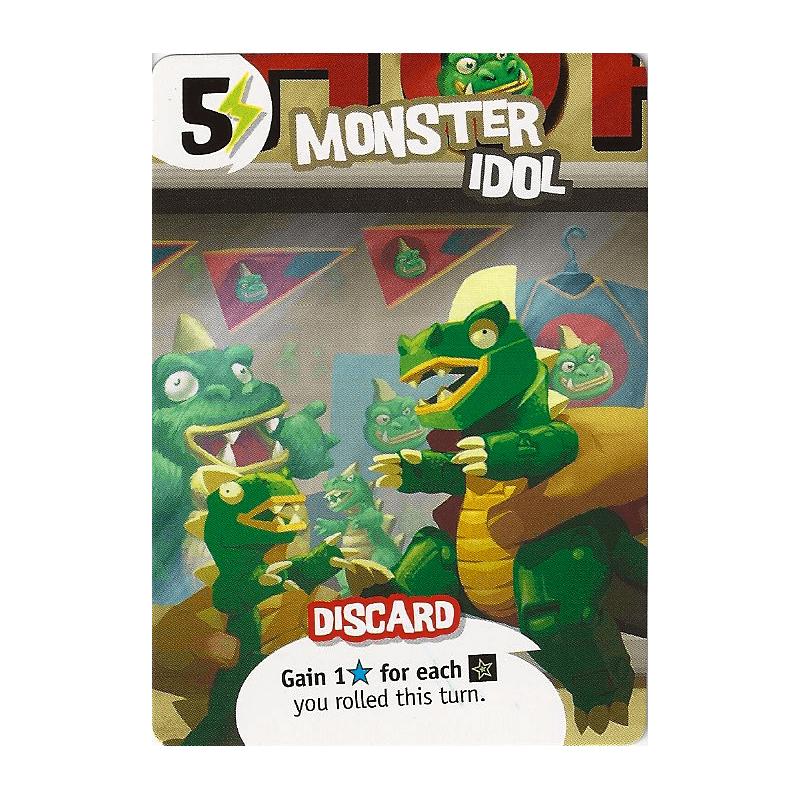 King of New York: Monster Idol