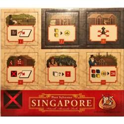 Singapore: Bonus Tegels