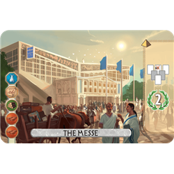 7 Wonders Duel: The Messe Essen