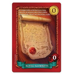 Sheriff of Nothingham: Royal Summons