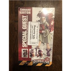 SCHADE Zombicide Special Guest: Edouard Guiton