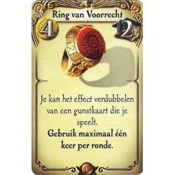 De Alchemist: Ring van Voorrecht