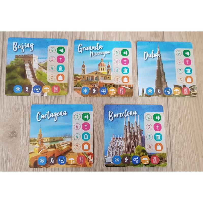 Tour Operator: Cities