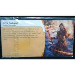 Magic: The Gathering – Heroes of Dominaria: Jaya Ballard