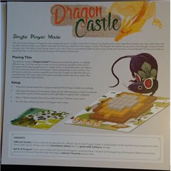 Dragon Castle: Single Player Mode