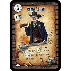Revolver: Brady Logan