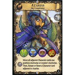 Shadows over the Empire: Azarias