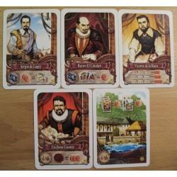 Mundus Novus: Promo Cards