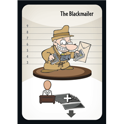 Cash 'n Guns: The Blackmailer