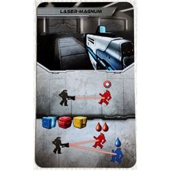 Adrenaline: Laser-Magnum