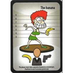 Cash 'n Guns: The Banana