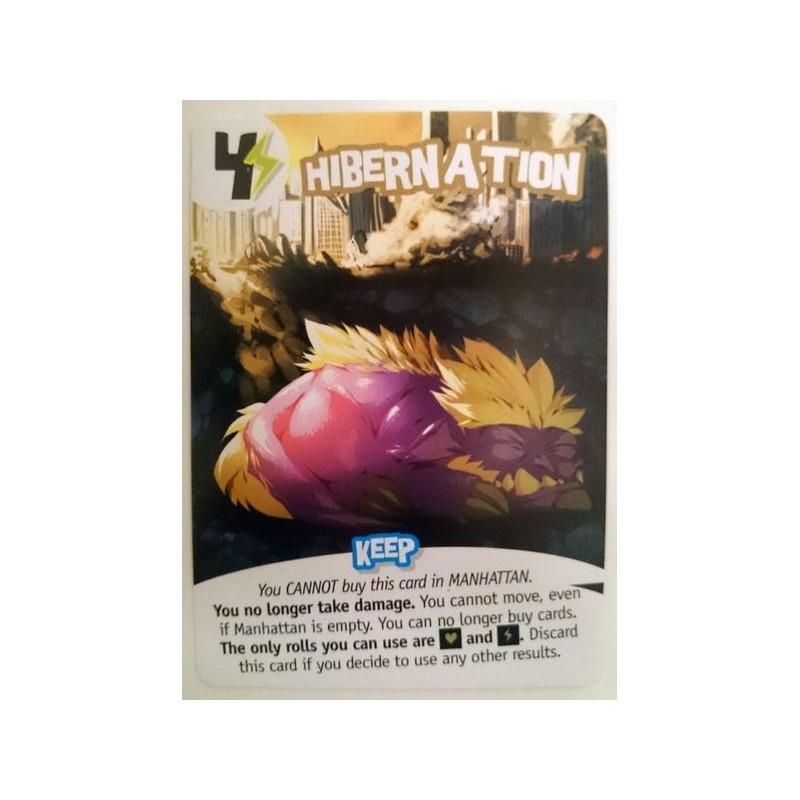King of New York: Hibernation